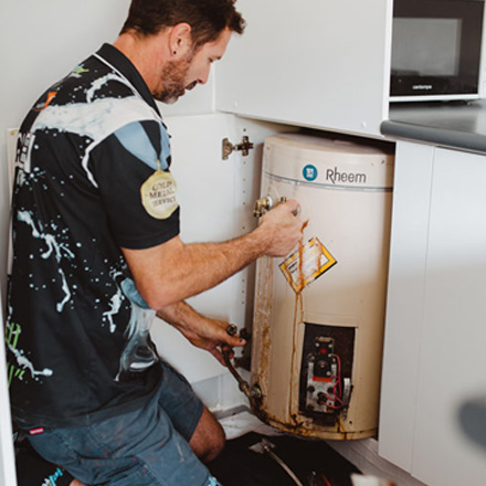Hot Water System Kenmore